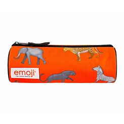 Emoji Wildlife Pencil Case
