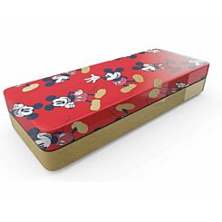 Mickey Mouse Red Pencil Tin