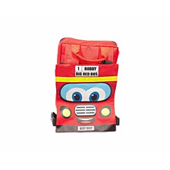 Bear and Squidge Bobby the Bus Rascalpack Backpack