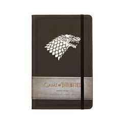 Game of Thrones House of Stark Ruled Journal