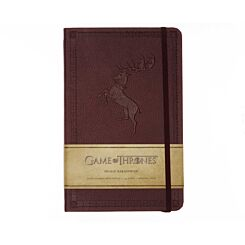 Game of Thrones House of Baratheon Ruled Journal