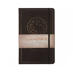 Game of Thrones House of Targaryen Ruled Journal