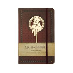 Game of Thrones Kings Hand Ruled Journal