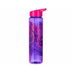 Smash Tritan Flamingo Bottle with Flip Top Sipper 700ml