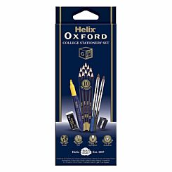 Helix Oxford College Stationery Set
