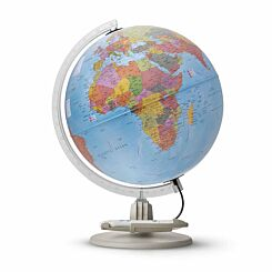 Interactive Talking Globe with 6 Languages 30cm