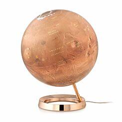 National Geographic Mars Illuminated Globe 30cm