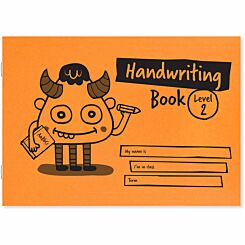 Childrens LEVEL 2 A5 Handwriting Book Landscape