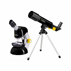 National Geographic Telescope and Microscope Set
