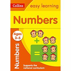 Collins Easy Learning Numbers