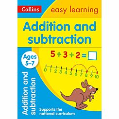 Collins Easy Learning KS1 Addition and Subtraction