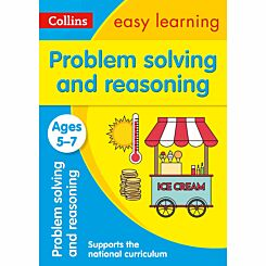 Collins Easy Learning KS1 Problem Solving and Reasoning