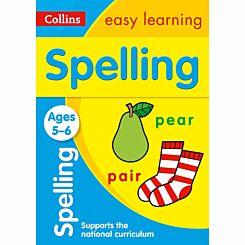Collins Easy Learning KS1 Spelling