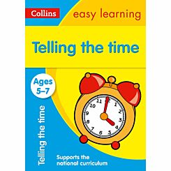 Collins Easy Learning KS1 Telling the Time