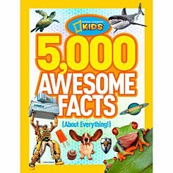 National Geographic Kids 5000 Awesome Facts