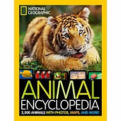 National Geographic Kids Animal Encyclopedia 2
