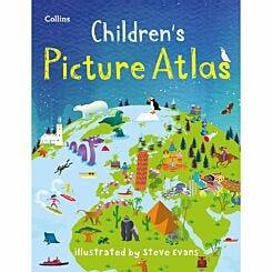 Collins Childrens Picture Atlas