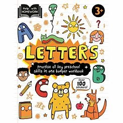 Help with Homework Deluxe 3 Plus Letters