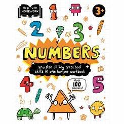 Help with Homework Deluxe 3 Plus Numbers