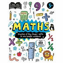 Help with Homework Deluxe 5 Plus Maths