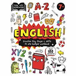 Help with Homework Deluxe 7 Plus English