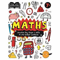 Help with Homework Deluxe 7 Plus Maths