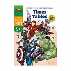 Centum Disney Learning Avengers Times Tables 5