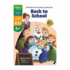 Disney Learning Frozen Back to School 5