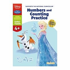Centum Disney Learning Frozen Numbers and Counting Practice 4