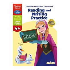 Centum Disney Learning Frozen Reading and Writing Practice 4