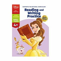 Centum Disney Learning Princess Belle Reading and Writing 4