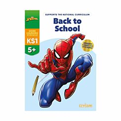 Centum Disney Learning Spiderman Back to School 5
