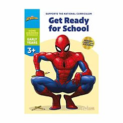 Centum Disney Learning Spiderman Get Ready for School 3