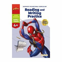 Centum Disney Learning Spiderman Reading and Writing Practice 4
