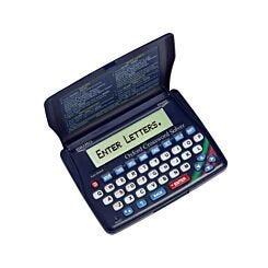 Seiko ER-3200 Pocket Electronic Oxford Crossword Solver