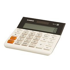 Casio MH-12-WE Digit Large Semi Desk Calculator