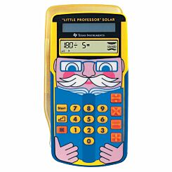 Texas Instruments Little Professor Calculator