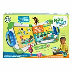 Leapstart Interactive Early Learning System Green