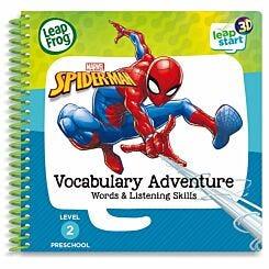 Leapstart Spiderman Activity Book 3D
