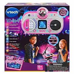 VTech Kidi Superstar DJ Set