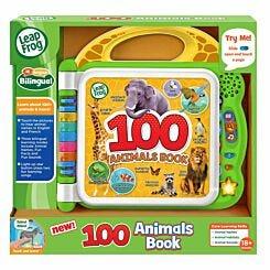 Leapfrog 100 Animals Learning Book