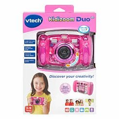 Vtech Kidizoom Duo 5.0 Camera Pink