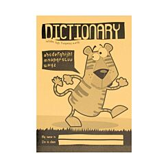 Silvine A5 Kids Dictionary 75gsm Pack of 30