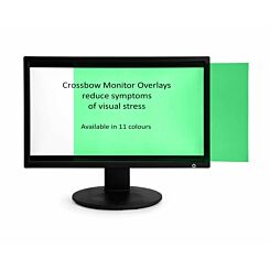Monitor Overlay Widescreen 21.5 Jade