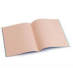 Tinted Exercise Book Squared