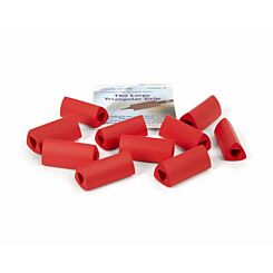 Pencil Grips Soft Triangular Large Pack of 10