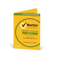 Norton Security Standard 3.0 1 User 1 Device Card