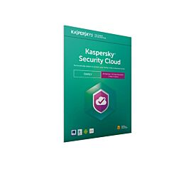 Kaspersky Security Cloud Family 20 Devices 1 Year License PC-Mac-iOS-Android