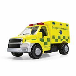 Corgi Chunkies Emergency Ambulance