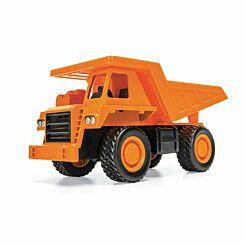 Corgi Chunkies Orange Dump Truck